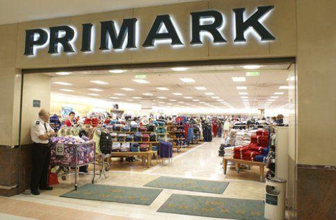 Un negozio di Primark