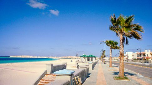 Marsa Matruh - by My life, the world and everything