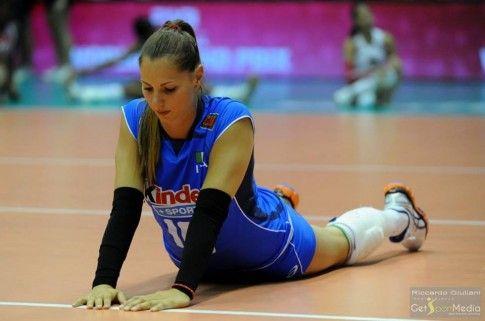 Francesca Ferretti (palleggiatrice)