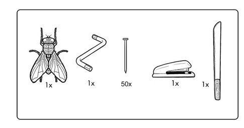 Ed Harrington. Ikea instructions