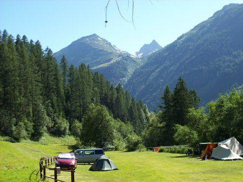 Camping immersi nella natura