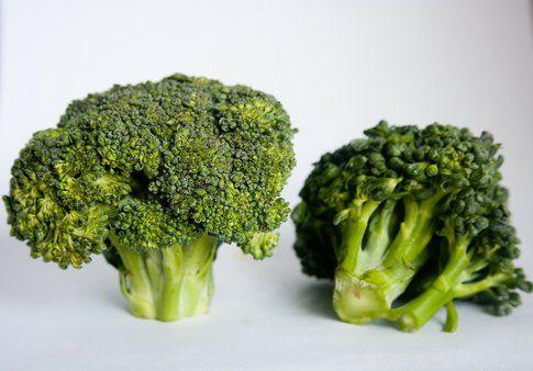 Broccoli: 27 calorie ogni 100 grammi