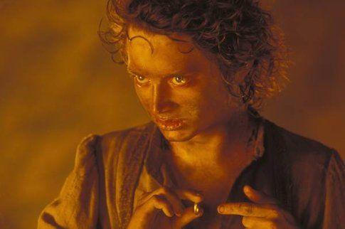 Elijah Wood ne Il Signore degli Anelli - foto Movieplayer.it