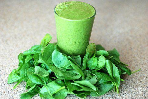 Spinaci: 24 calorie ogni 100 grammi