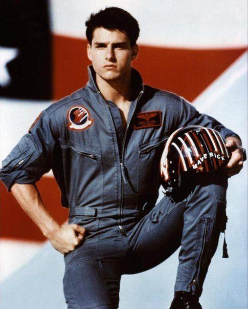 Tom Cruise in Top Gun - foto Movieplayer.it