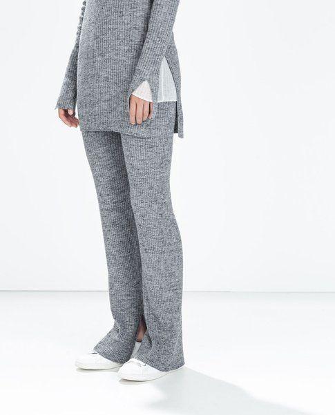 Zara - pantaloni a campana