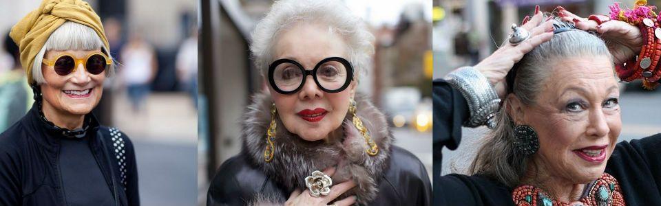 Fashion Victim over 60: le signore alla moda che dettano legge in fatto di stile!