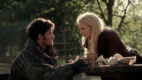 """Una scena da """"Once upon a time"""" - foto Screenweek.com"""