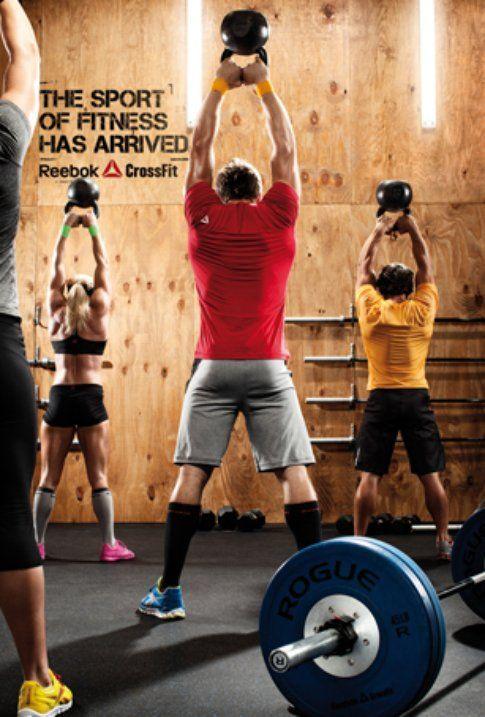 Il CrossFit è talmente di moda che anche le aziende sportive collaborano con i maggiori centri del mondo- Fonte: reebook.com