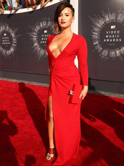 Demi Lovato ai VMAs 2014