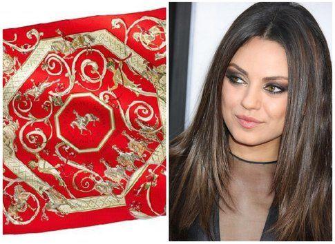 Un foulard di seta per domarli tutti... (meglio se di Hermès!)