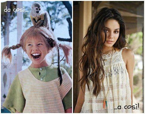 Sostegno capelli lisci foto prima e dopo