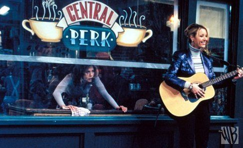 Il Central Perk di Friends - foto da movieplayer.it