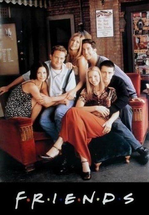 Friends - foto da movieplayer.it