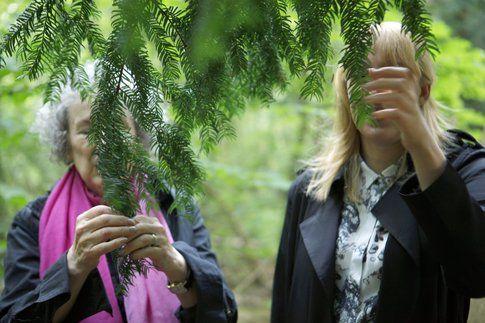 Margaret Atwood and Katie Paterson - Foto di Giorgia Polizzi