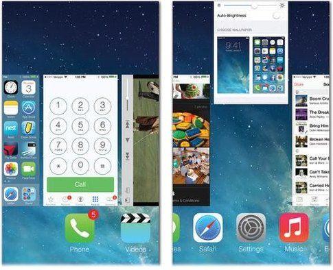 Chiusura app