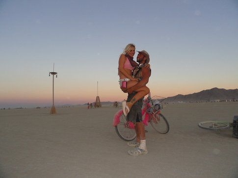 Burning Man - Foto: Wikicommons