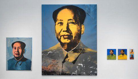 Mao Tse Tung – www.brantfoundation.org – Photo Credit: Stefan Altenburger