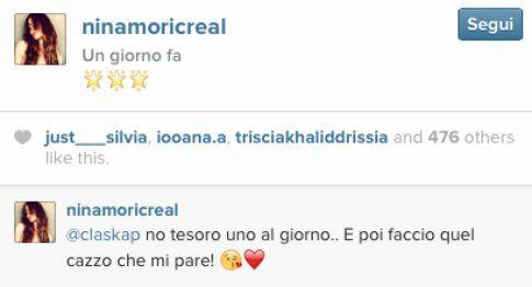 instagram - ninamoricreal