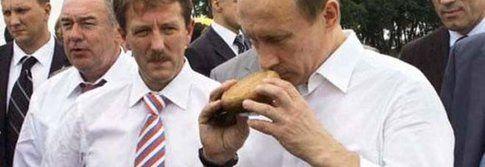 L'assaggiatore personale di Vladimir Putin - Fonte Ilmessaggero.it