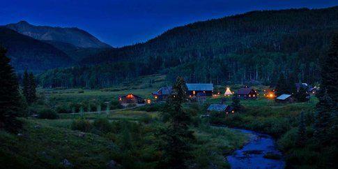 Camping di Lusso in Colorado