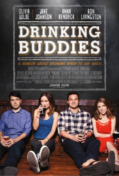 Locandina di Drinking Buddies - foto Movieplayer.it