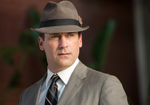 Jon Hamm in Mad Men - foto Movieplayer.it