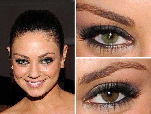 Mila Kunis ha gli occhi di colore diverso