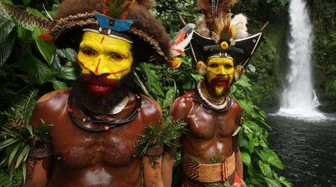 Papua New Guinea. Fonte travel.nationalgeographic.com