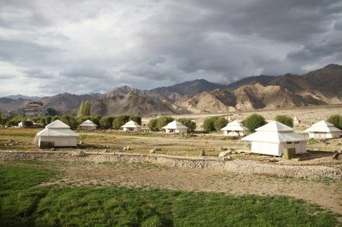 India - The Ultimate Travelling Camp