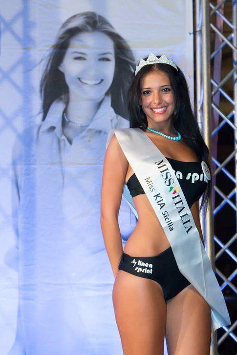 Miss Italia - foto profilo facebook