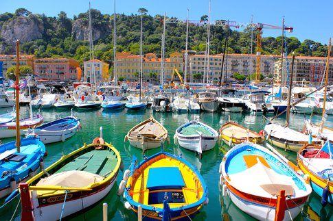 I colori del vecchio porto - foto di Elisa Chisana Hoshi