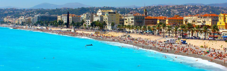 Nizza, i colori più belli della Costa Azzura