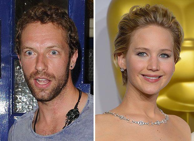 Jennifer Lawrence e  Chris Martin: la storia d'amore prosegue ma in segreto