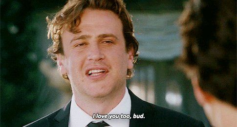 Jason Segel in I love you man via Perezhilton.com