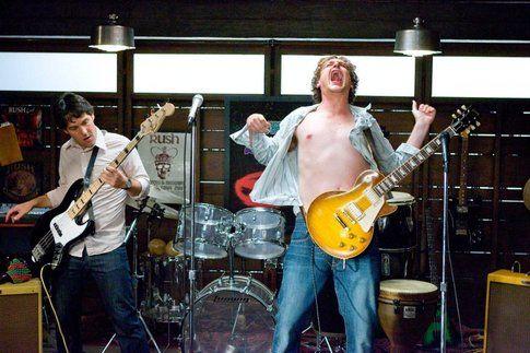 Paul Rudd e Jason Segel in I love you man - foto Movieplayer.it