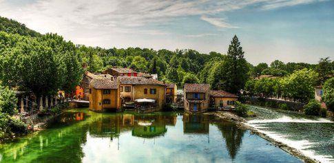 Borghetto sul Mincio - Verona - Italia