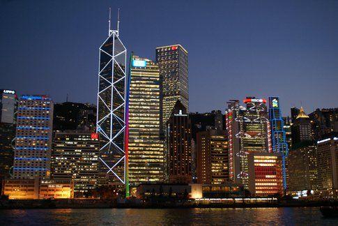 Hong Kong - Foto: wikipedia.org