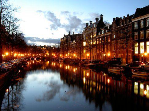 Amsterdam - Foto: wikipedia.org