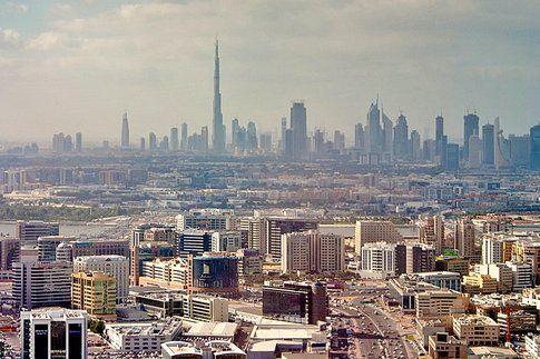 Dubai - Foto: wikipedia.org