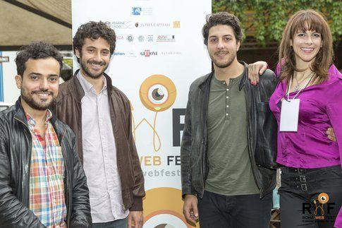 Roma Web Fest 2014 - foto da Ufficio stampa Roma Web Fest