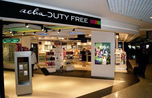 Duty free aeroporto di Londra