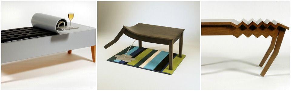 I buffi mobili di Straight Line Design