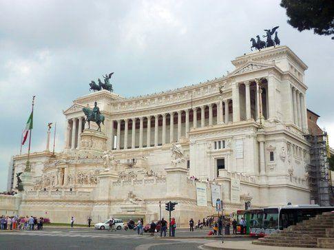 Altare della Patria - Foto: Wikipedia