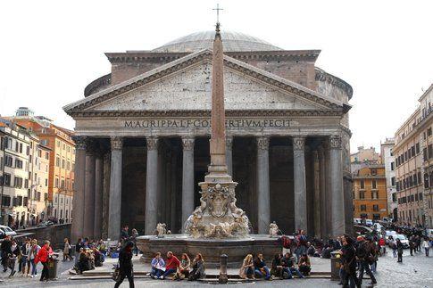 Pantheon - Foto: Wikipedia