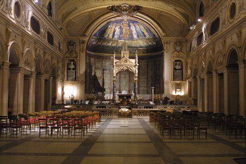Santa Maria in Trastevere - Foto: Wikipedia