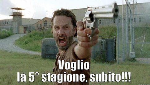 Rick Grimes, meme Ilaria Danesi