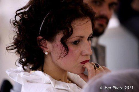 """Isabella Borghese, autrice de """"Gli amori infelici non finiscono mai"""" - immagine da Isabella Borghese"""