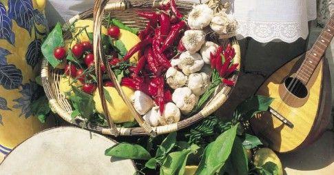 gastronomia amalfi