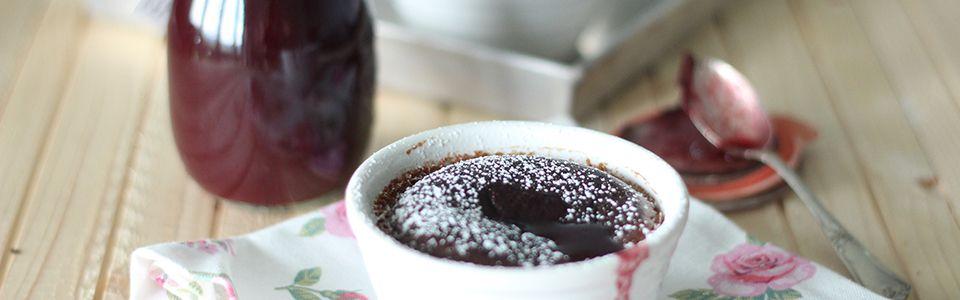 La ricetta del soufflé al cioccolato fondente